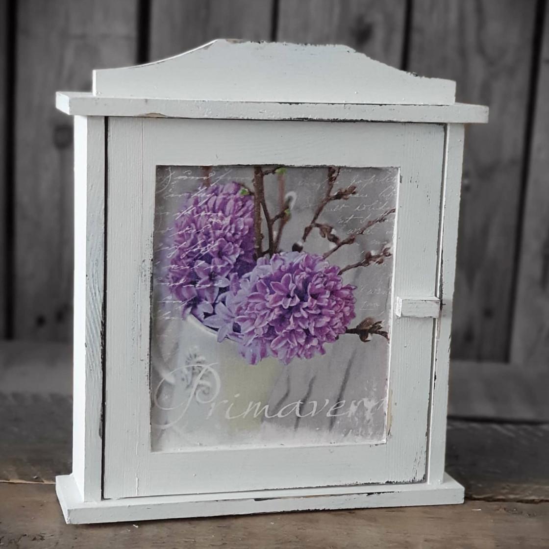handmade4u vintage schl sselkasten landhaus holz schl sselschrank online kaufen 17 99. Black Bedroom Furniture Sets. Home Design Ideas
