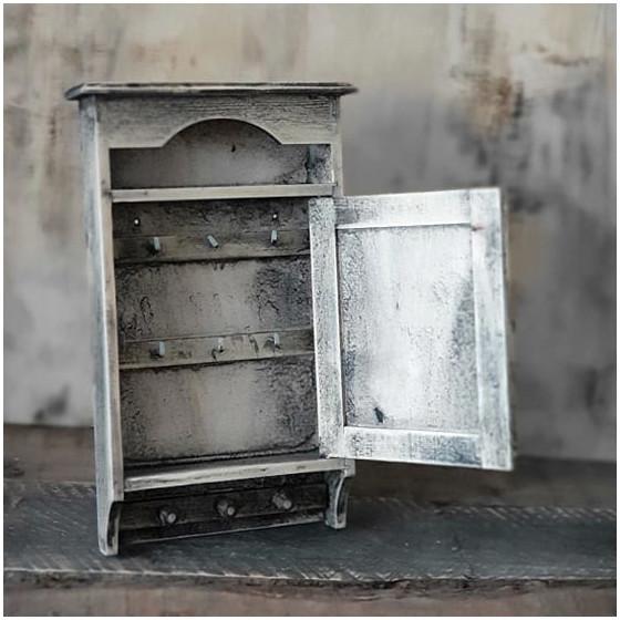 handmade4u vintage schl sselkasten landhaus shabby retro holz schl sselschrank online kaufen. Black Bedroom Furniture Sets. Home Design Ideas